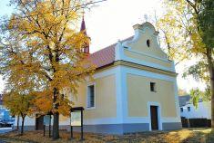 Kostel porekonstrukci - 2018