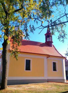Kostel sv. Martina rok 2018
