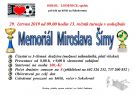 Memoriál M. Šímy 1