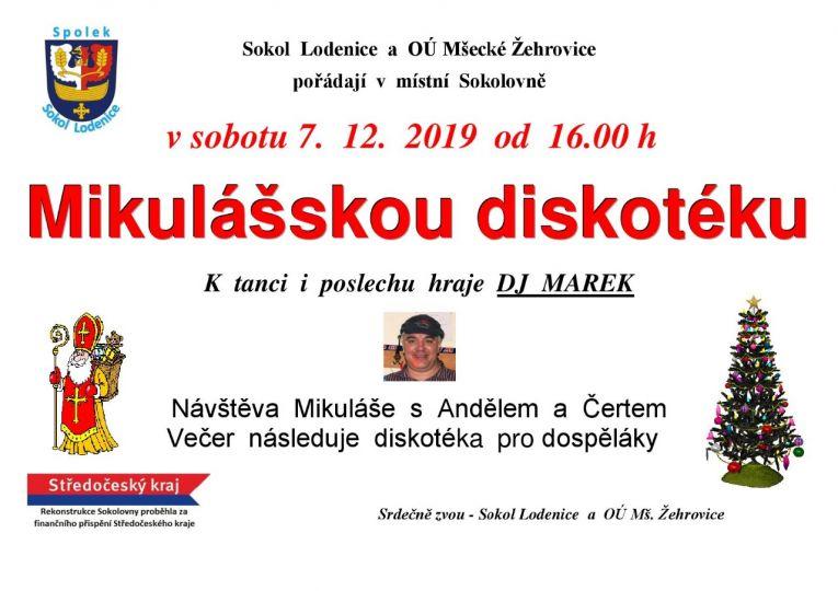plakát Mikulášská
