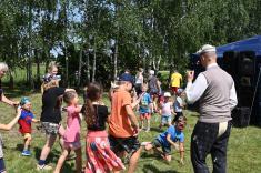 Prázdninový den dětí - Mšecké Žehrovice - 18.7. 2021